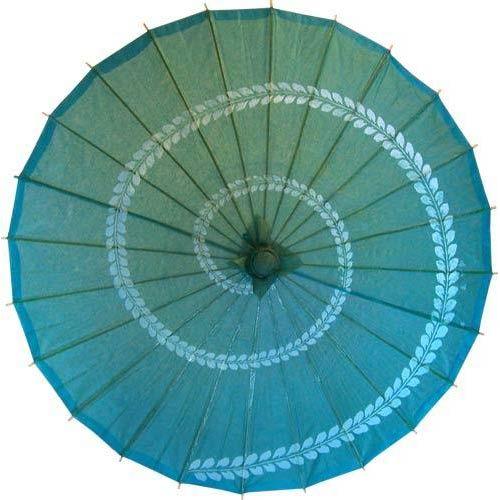 Teal Green Swirl - $21.95 - Available via: http://OrientalDecor.info