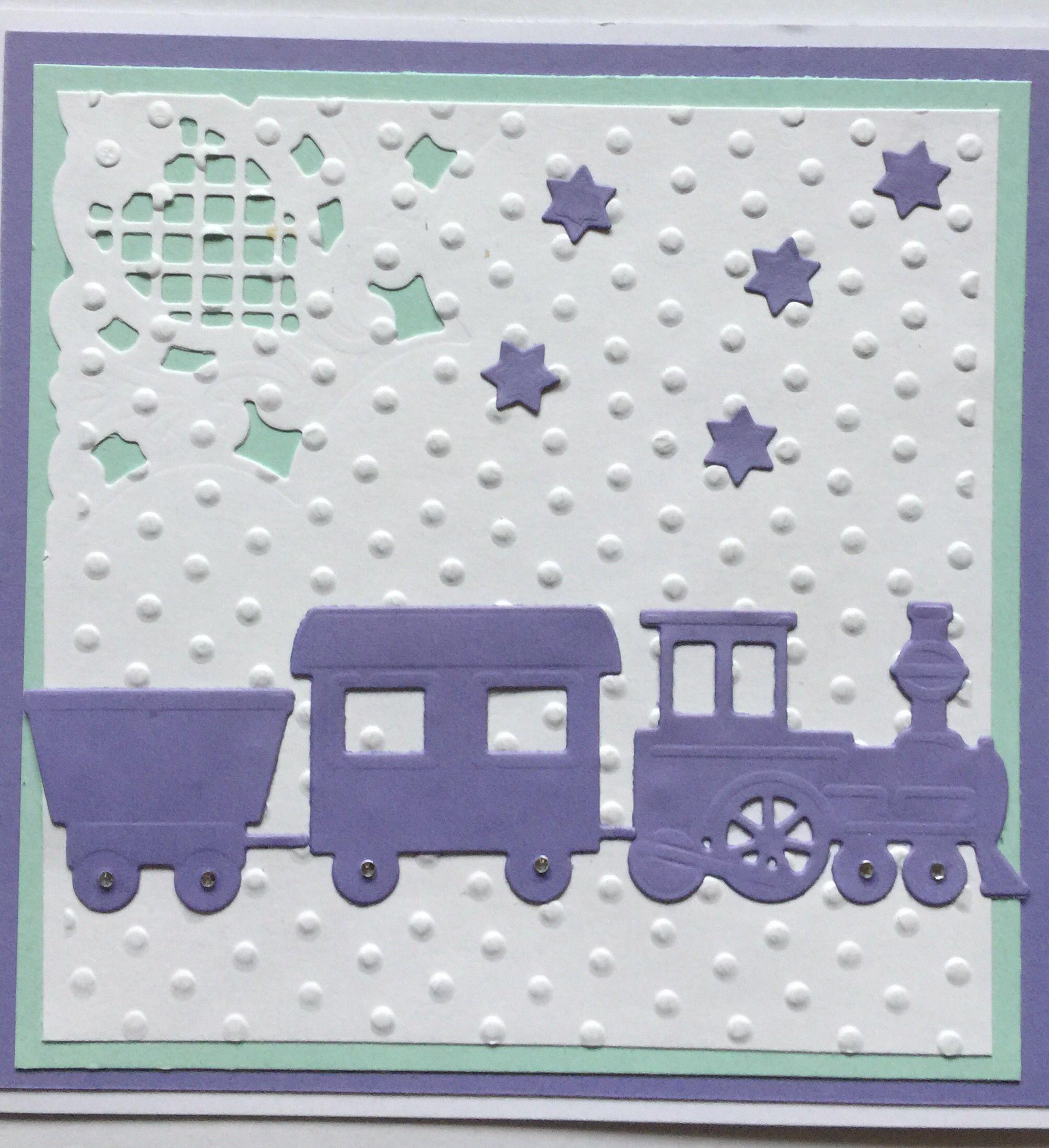 Baby kort/card