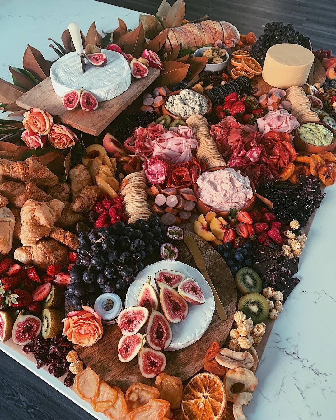 "Feast & Co. on Instagram: ""Pre-Wedding Brunch Feast � 02.03.19 . . . . #grazingtable #cheeseboards #feastandco #melbournefoodie #grazingstation #melbournegraze…"""