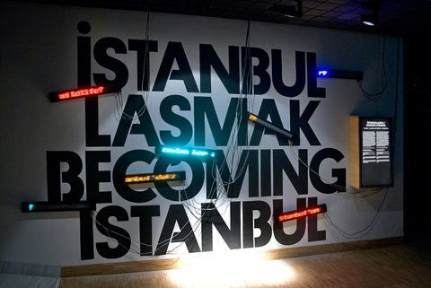 Project Projects — Becoming Istanbul