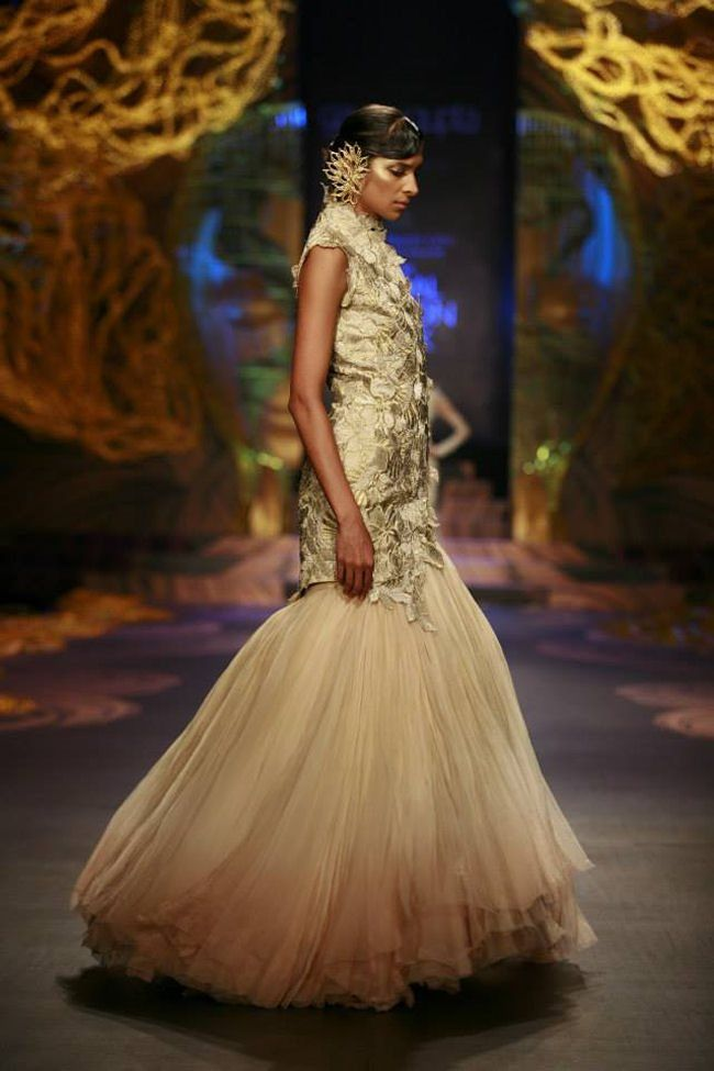Our Favorites from India Bridal Fashion Week #IBFW