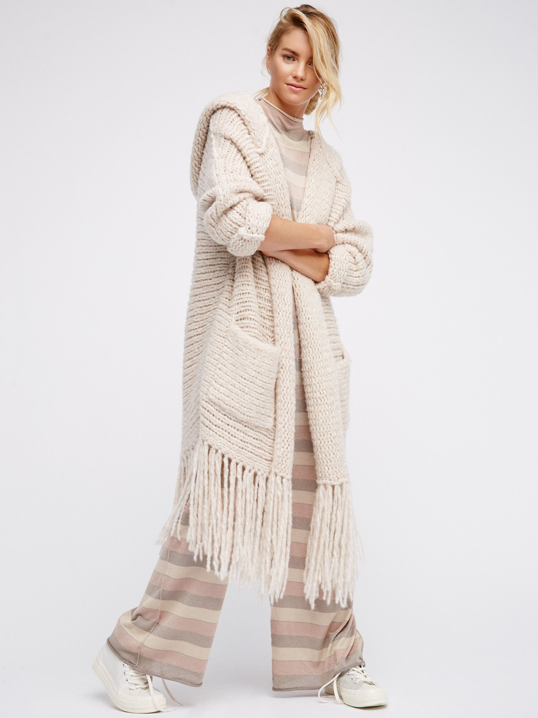 Set Me Free Cardi | Super cozy and soft chunky cardigan sweater ...