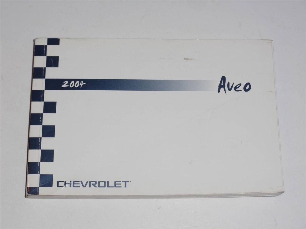 2004 chevrolet aveo owners manual book owners manuals pinterest rh pinterest com 2000 Chevrolet Aveo 2011 Chevrolet Aveo