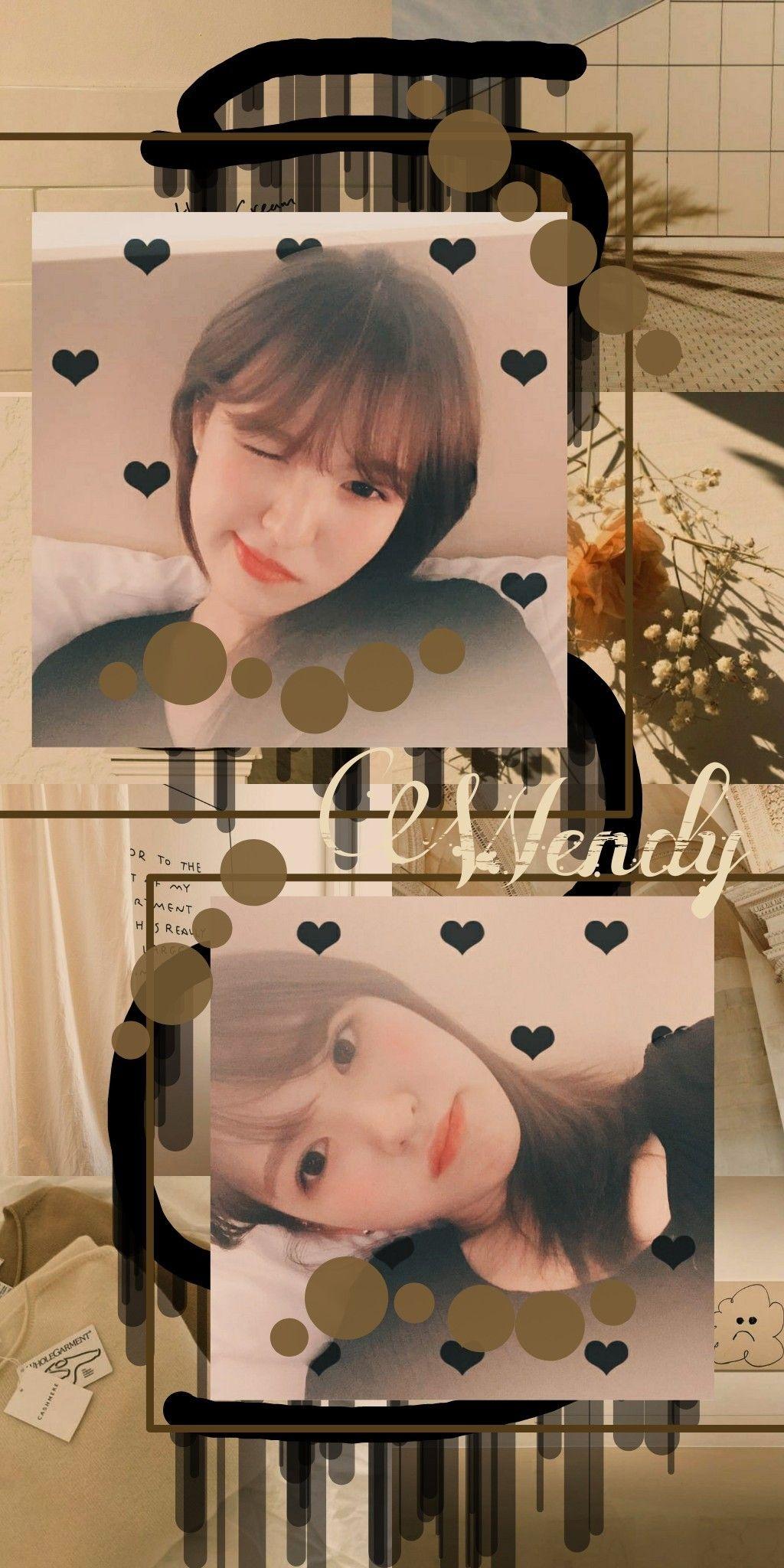 Rin Dm Wendy Wallpaper Aesthetic Redvelvet Aesthetic Wendy Selebritas