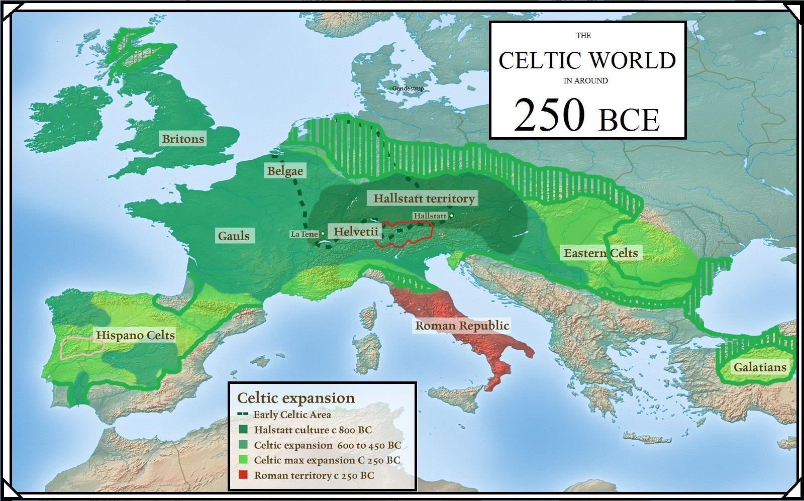 Celtic Link - Culture, Celtic Communities, Celtic Life...