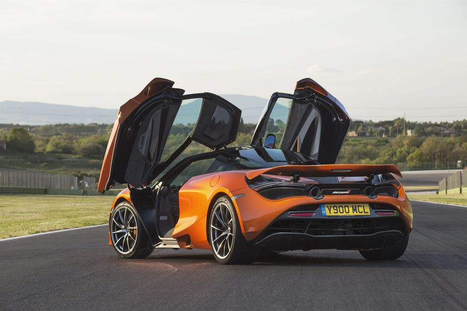 2018 Mclaren 720s Too Much And Just Enough All At Once Mclaren Car Ride Super Cars