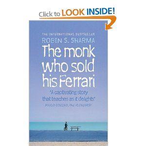The Monk Who Sold His Ferrari Amazon Co Uk Robin Sharma The