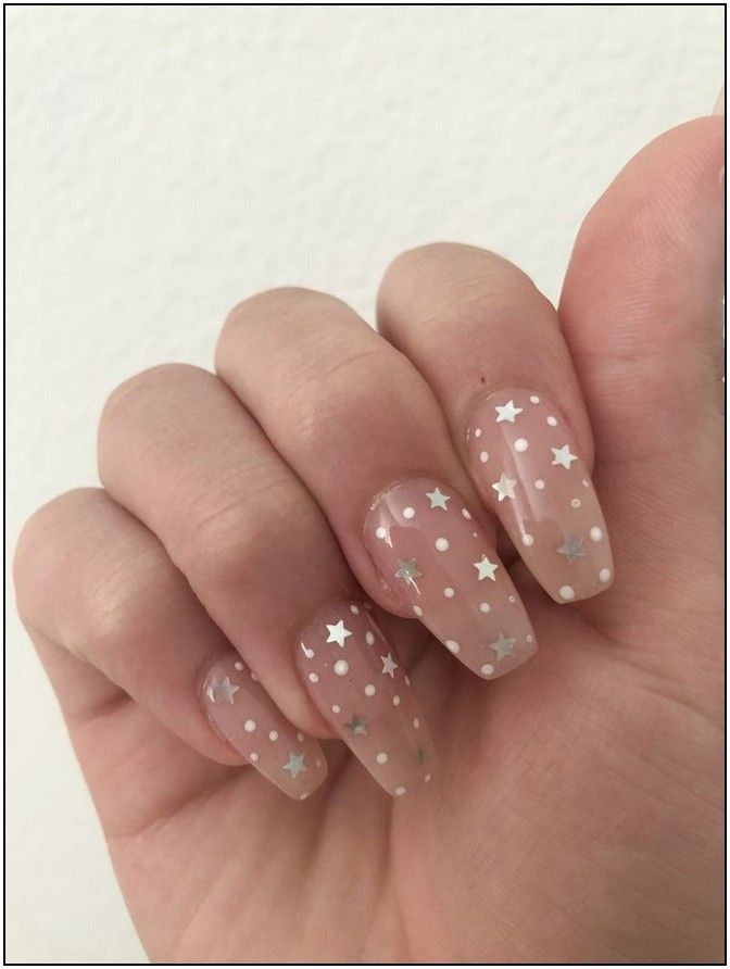 96+ natural summer nail designs you must see and try - page 45