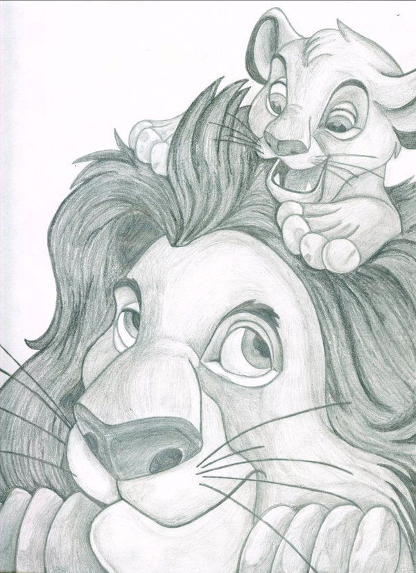 The Lion King by lucyannshaw on DeviantArt