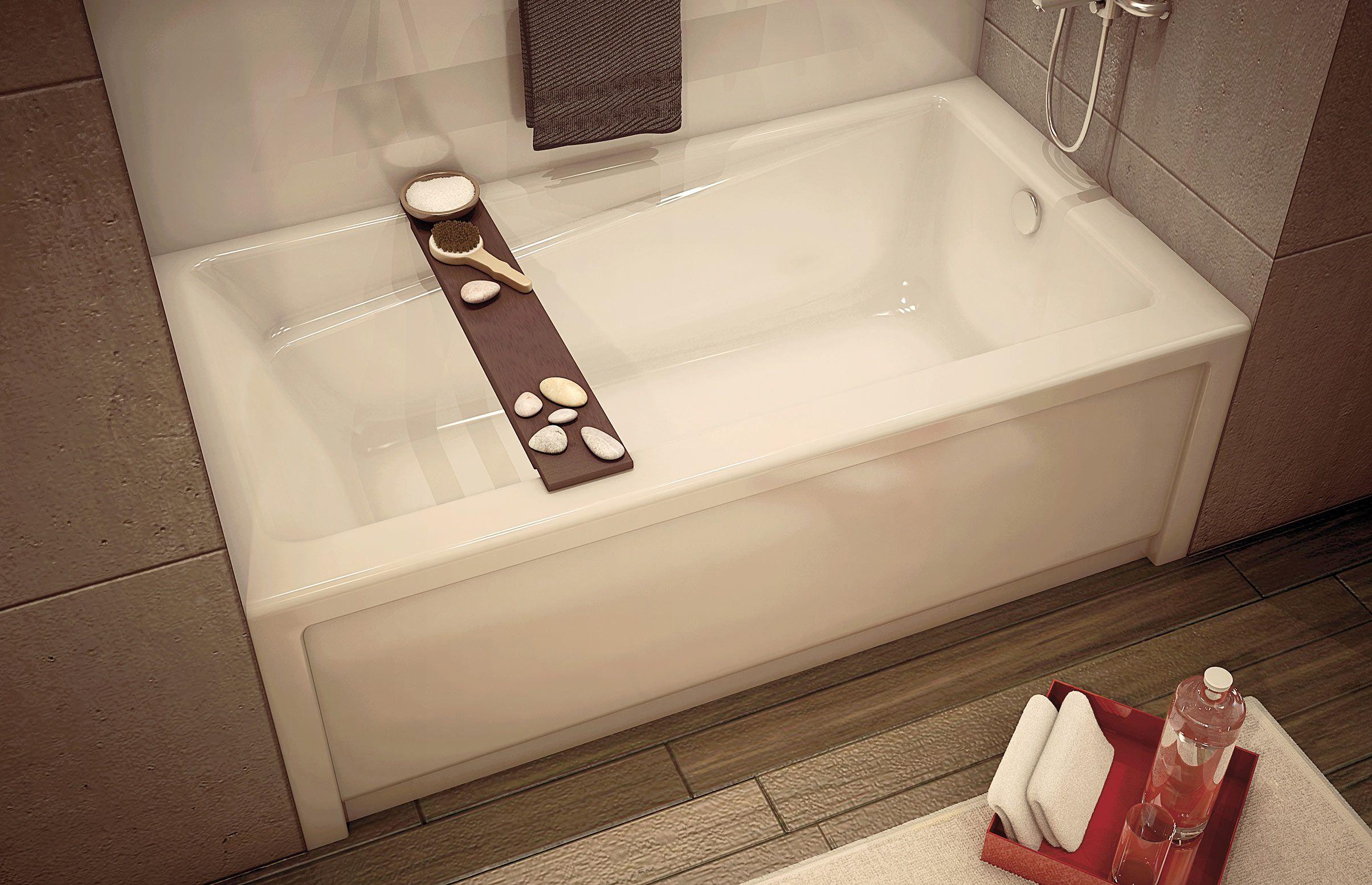 New Town (IFS) Alcove bathtub - Advanta by MAAX | Bathroom Remodel ...