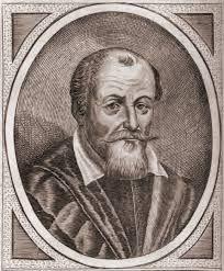 Giovanni Antonio Magini Nacido El 13 De Junio De 1555 Y Fallecido