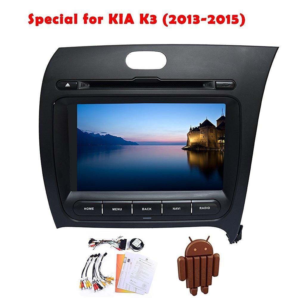 Android 4.4 Kitkat Car Dvd Player Gps For Kia K3 2013-2015