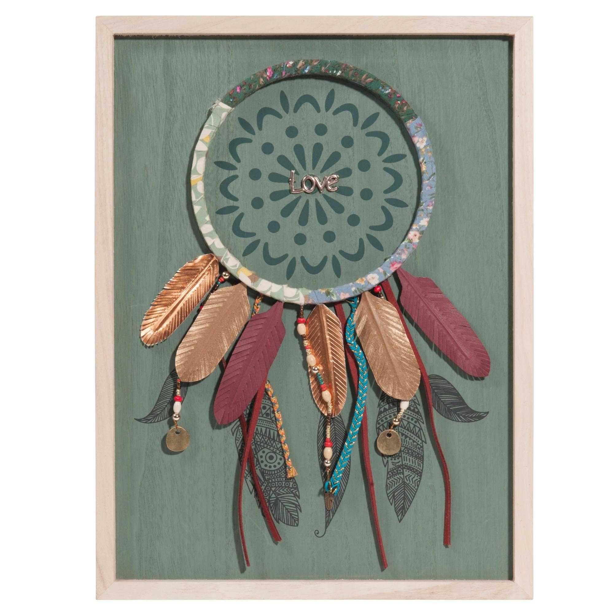 Bild Dreamcatcher aus Holz 30 x 40 cm GYPSET | Basteln | Pinterest ...