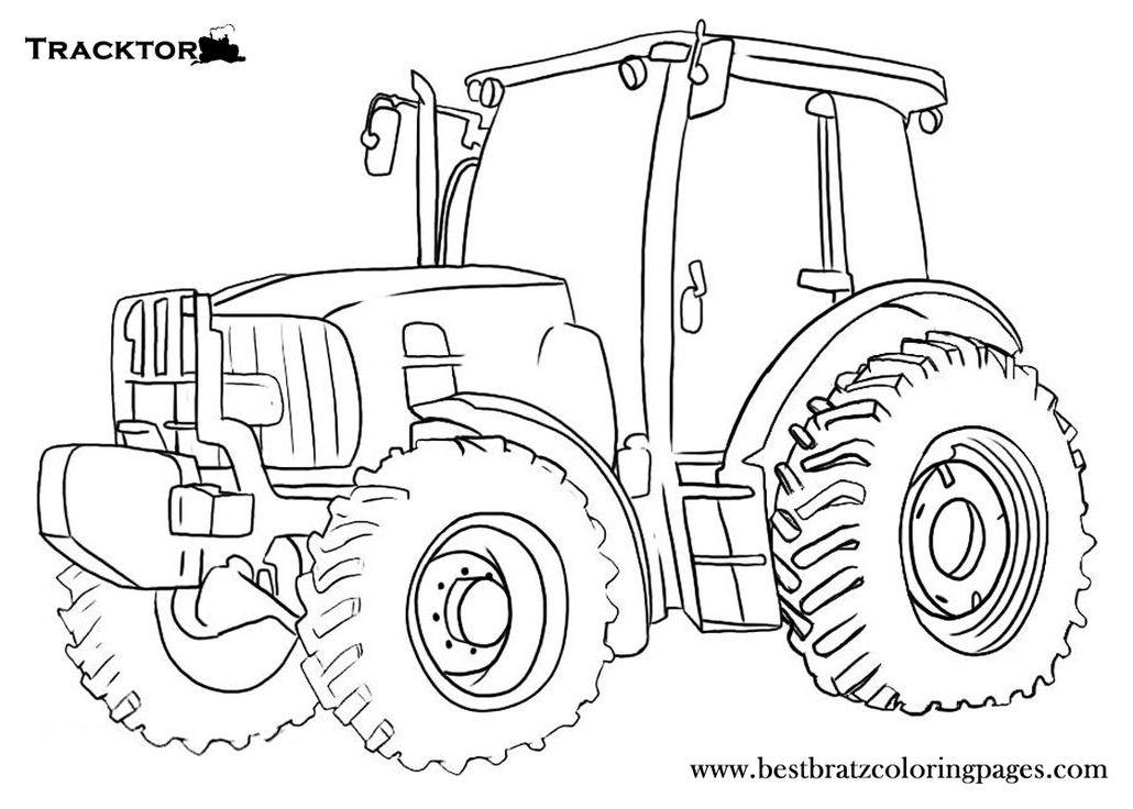 pin van essies kleurplaten  coloringpages op tractors and