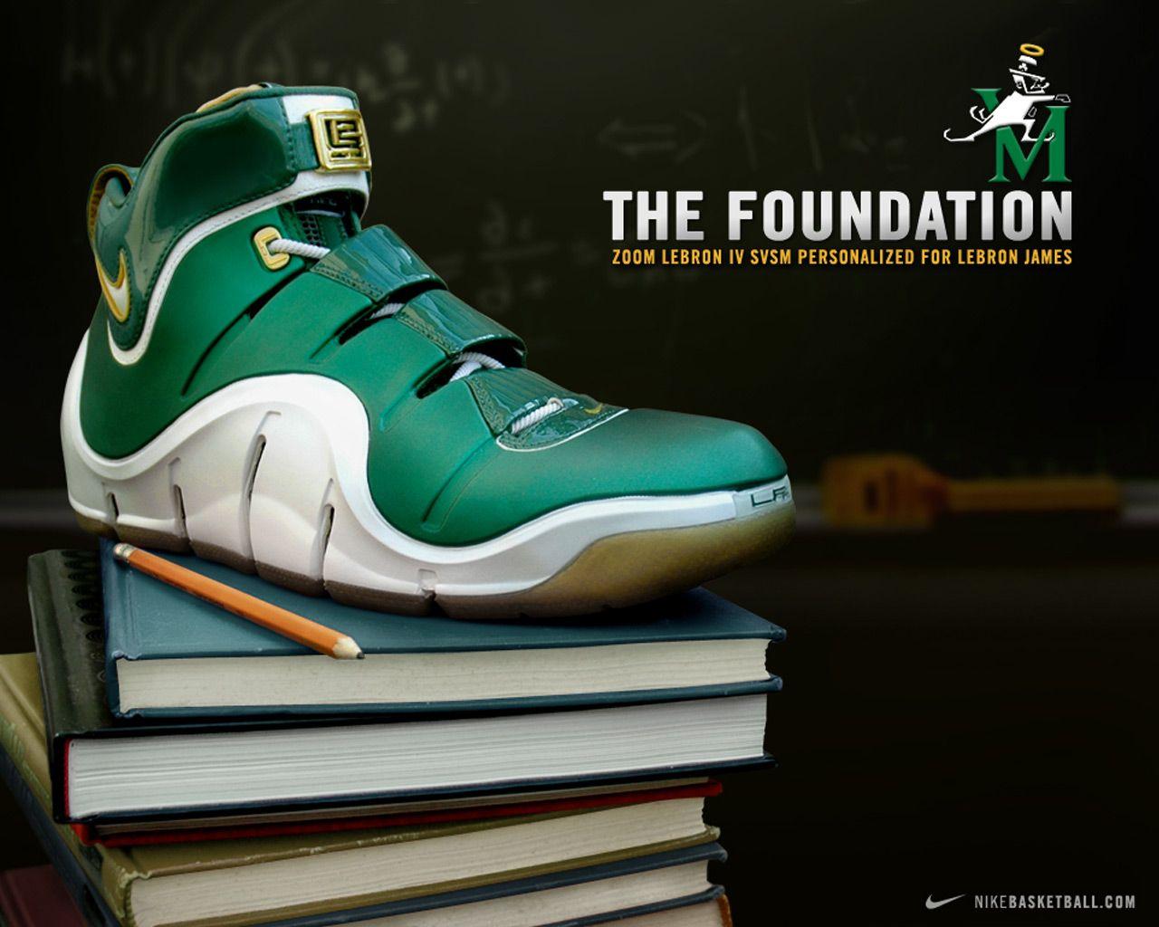 Fond d'écran > Marques > Nike Basketball