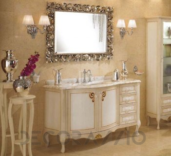 #bathroom #interior #design комплект в ванную Lineatre Gold Componibile,  13/6 Great Pictures