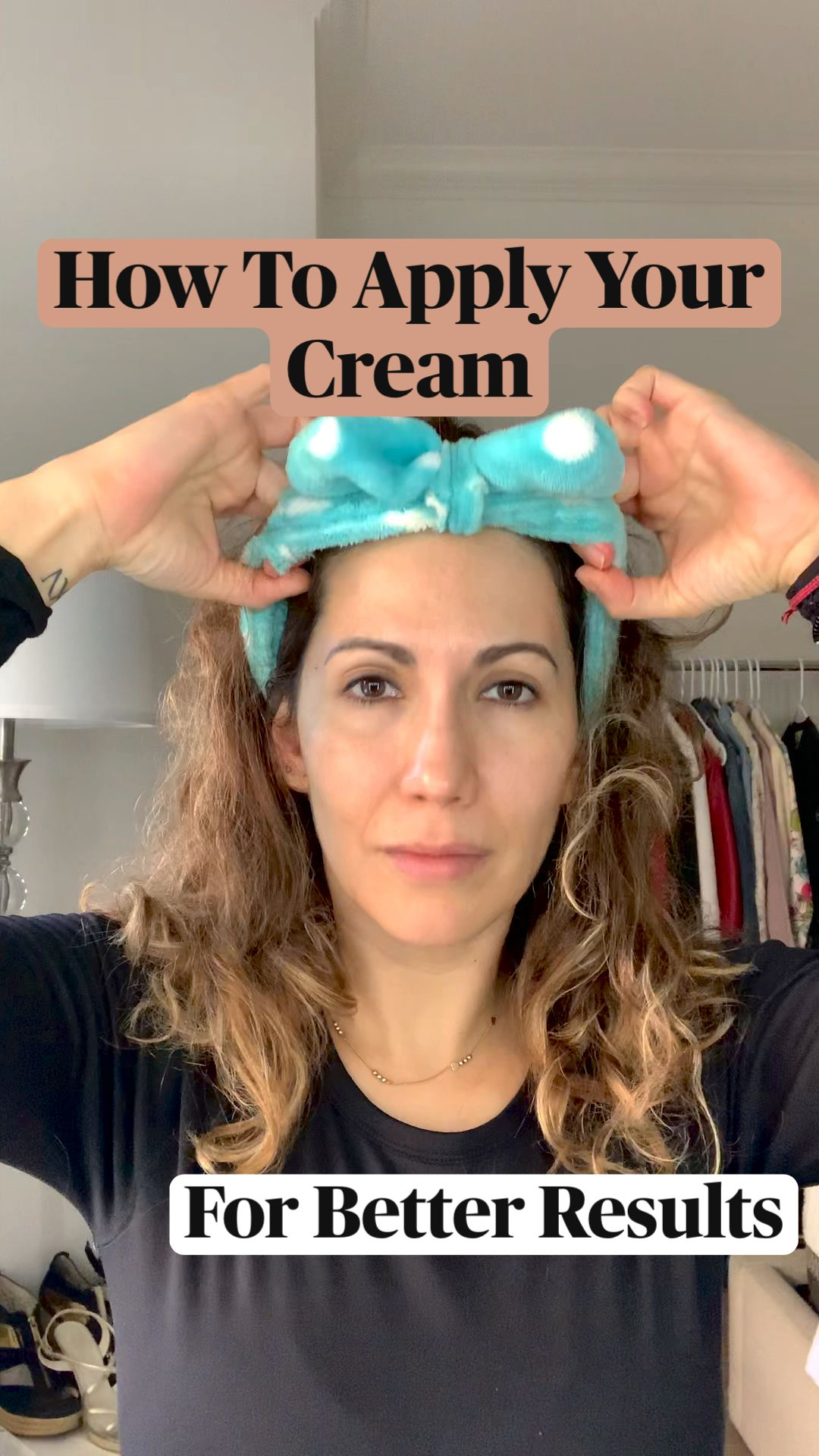 How To Apply Your Cream For Better Results