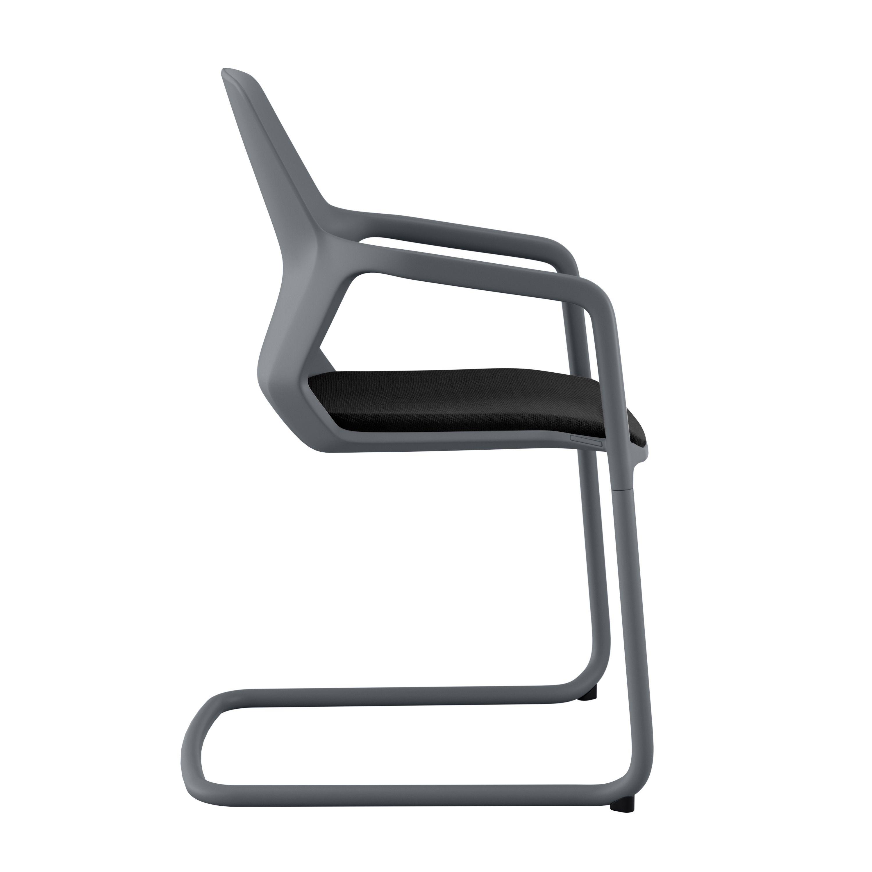 Metrik Chair Cantilever chair Desing by whiteID