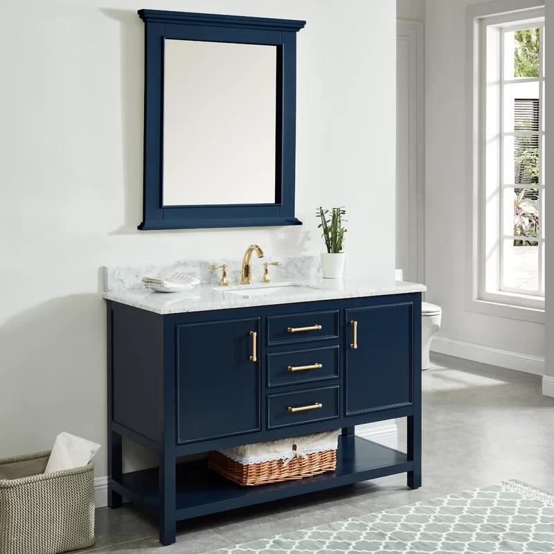 Single Bathroom Vanity, Bathroom Vanities Wayfair