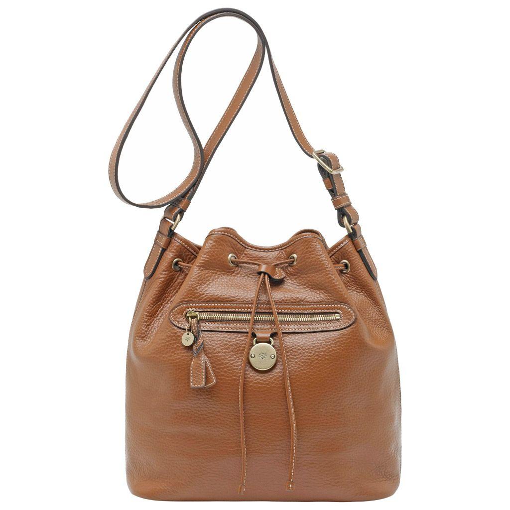 8554524819 Mulberry Somerset Drawstring Bag in Oak - Perfect casual bag | Bags ...