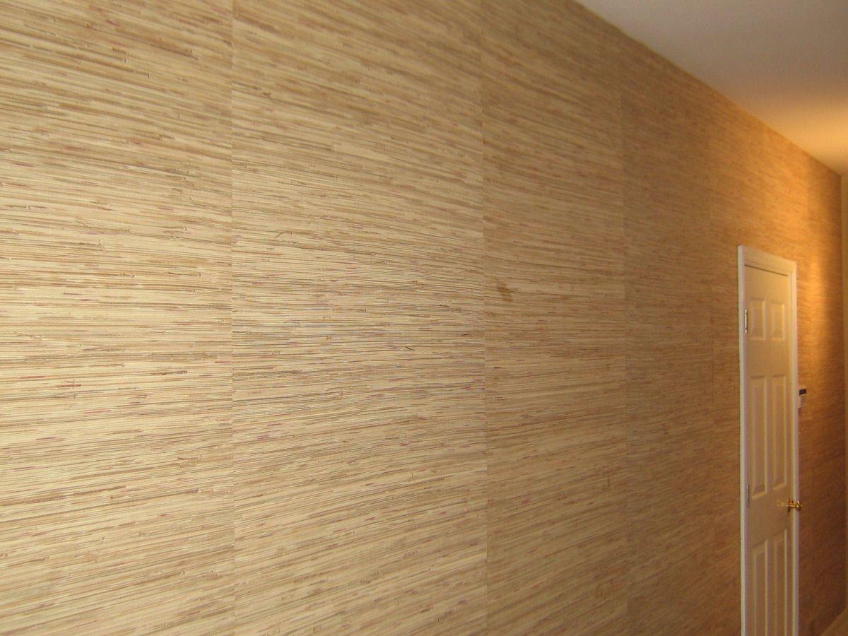 Grcloth Wallpaper 167 Gives Kinda A Tatami Mat Feel On Walls