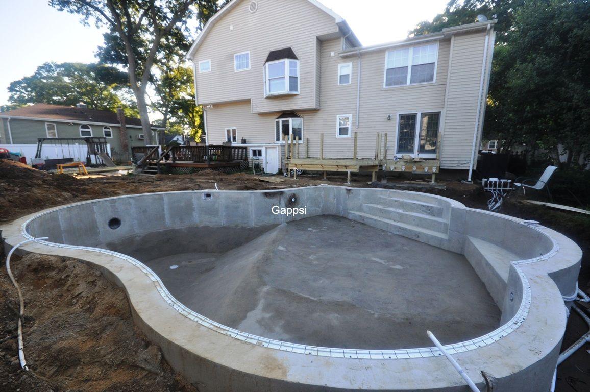 Complete backyard renovation designed by Giuseppe ... on Backyard Renovation Companies id=34975