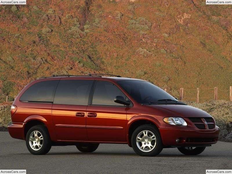 Dodge Caravan Sxt 2004 Dodge Dodge Caravan Minivan Grand Caravan