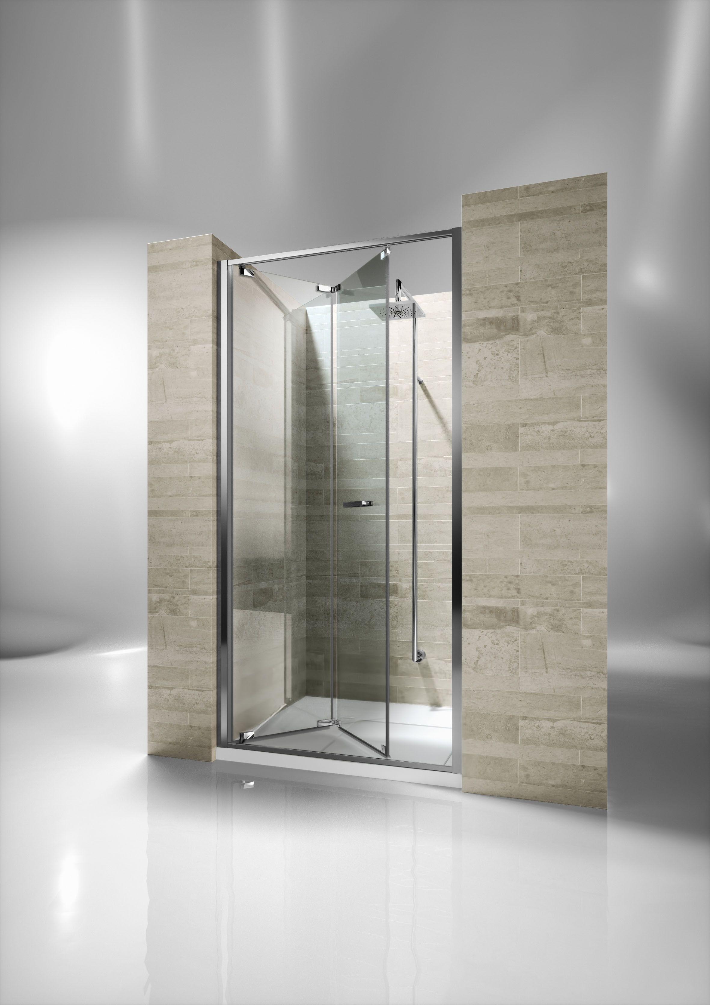 Junior Collection By Vismaravetro Framed Shower Enclosures Shower Enclosure Folding Doors