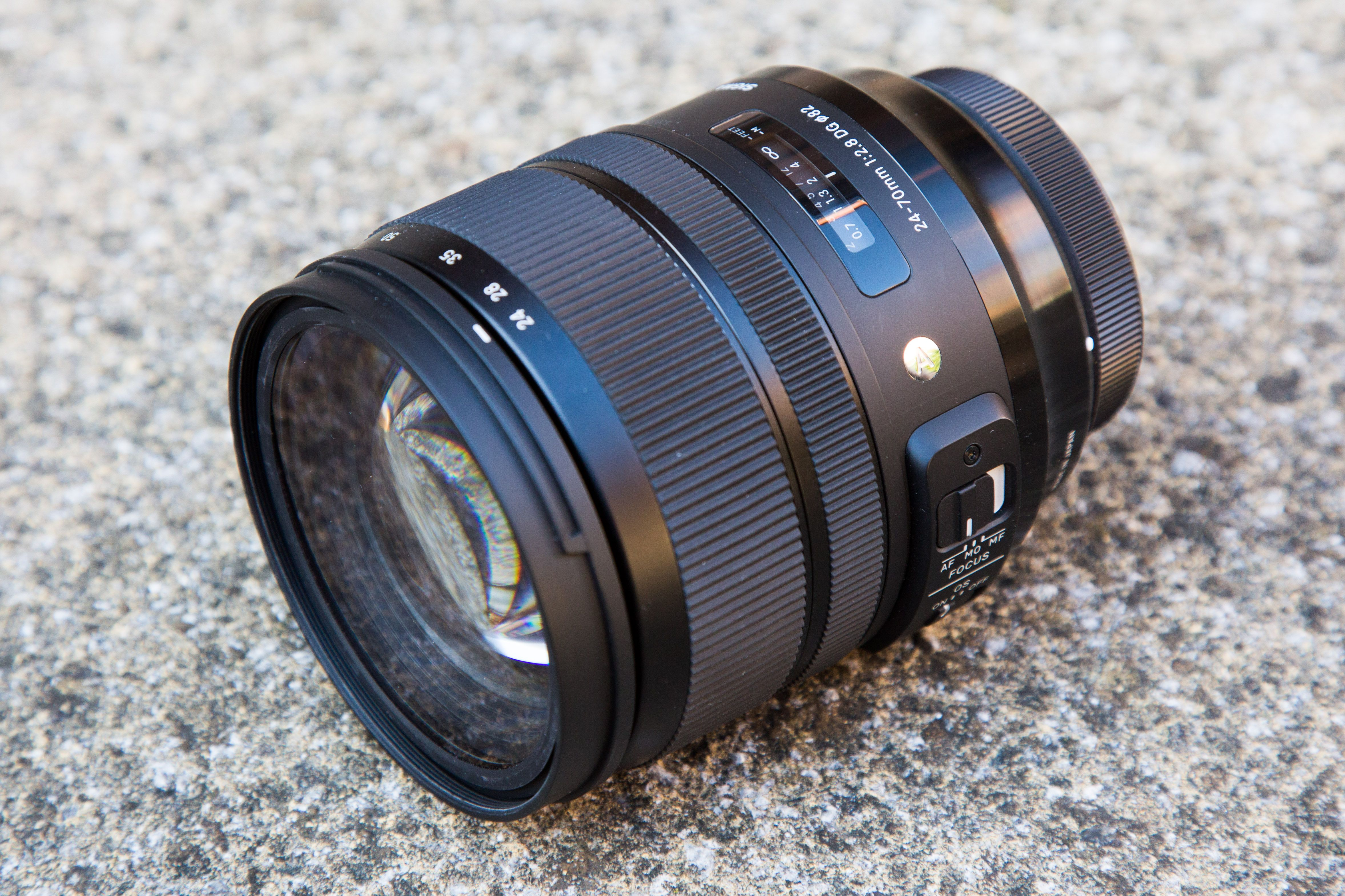 Sigma 24 70mm F 2 8 Dg Os Hsm Art Lens In 2020 Art Lens Lens Sigma