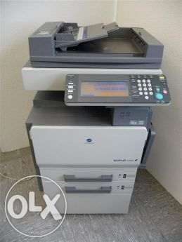 Konica Minolta Bizhub C252 Colored Copier For Sale Philippines