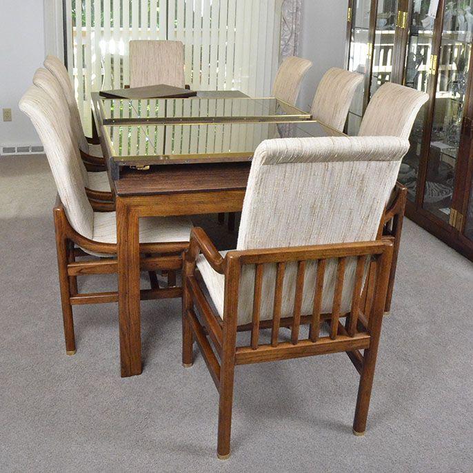 Vintage Henredon Dining Furniture With