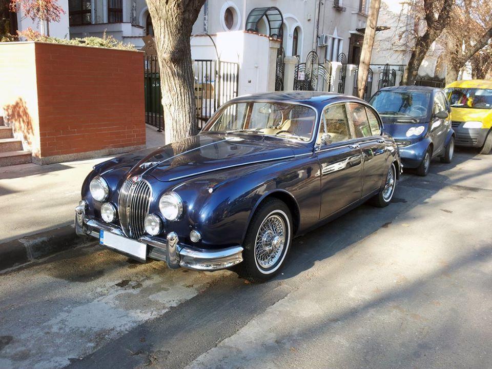 1959 Jaguar Mark 2   Jaguar, Mercedes benz classic ...