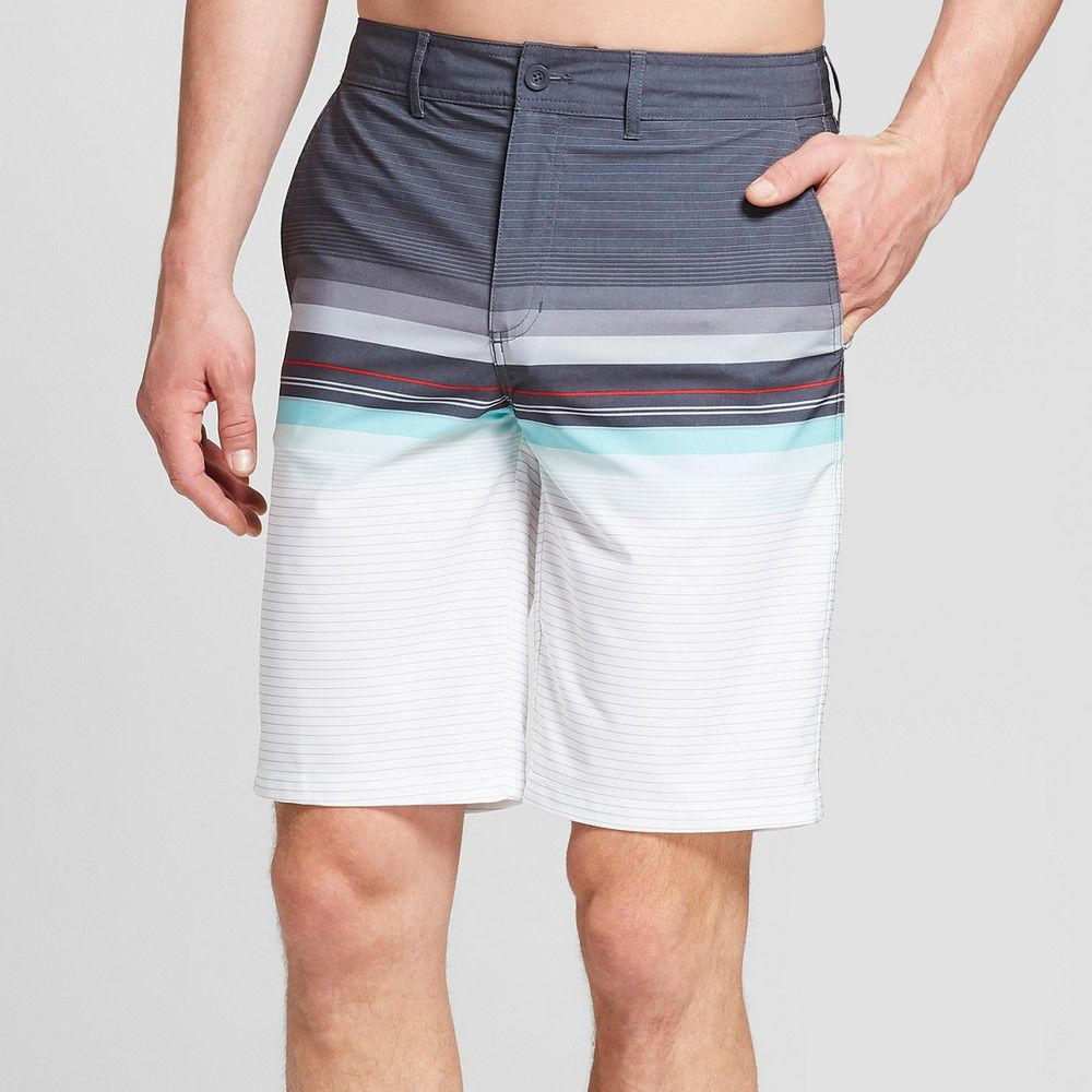 73c7d322c9 For the guy who appreciates practical wearable summer fashion you can't go  wrong with the Contract Hybrid Swim Shorts from Goodfellow and Co.