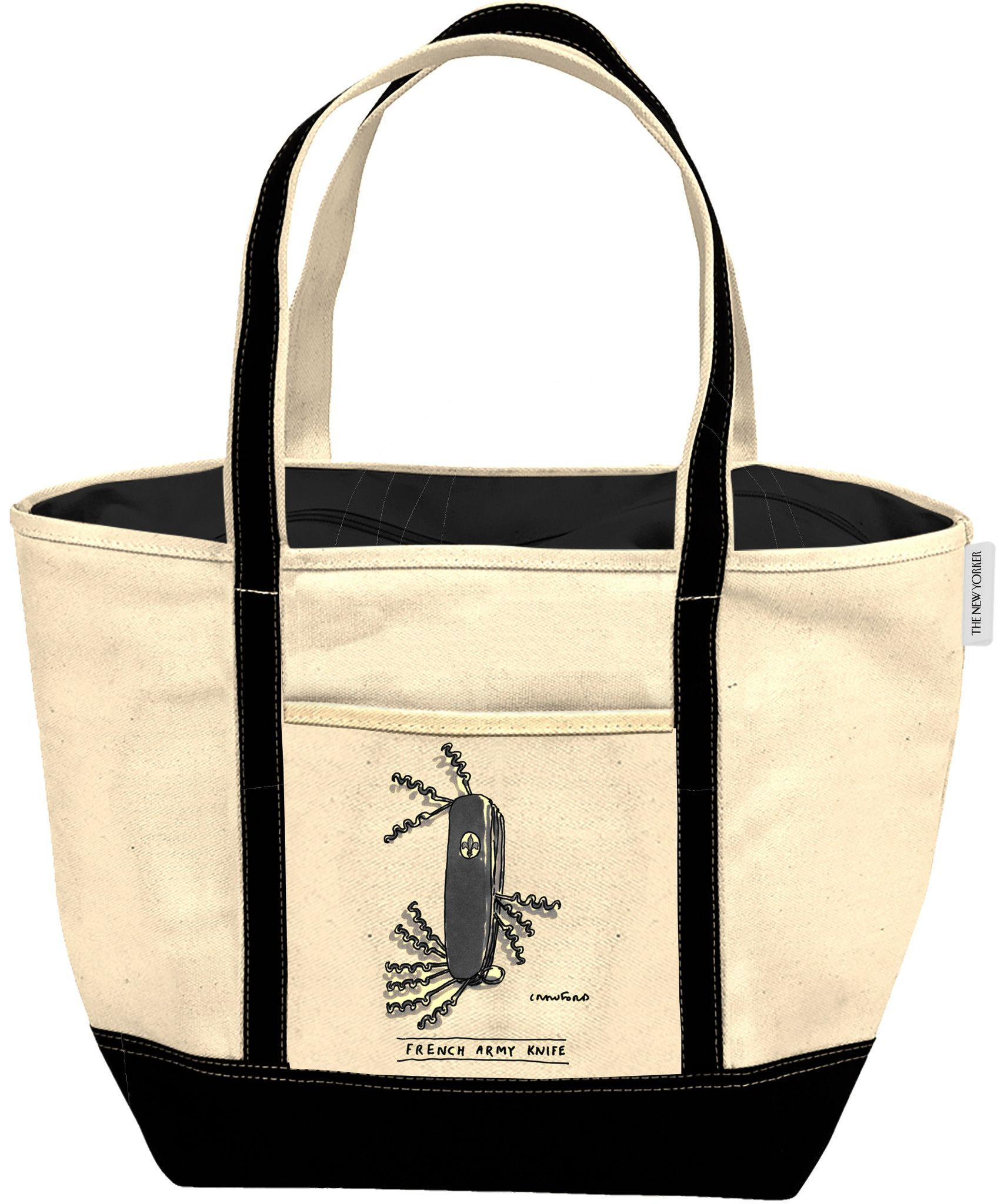 French Army Knife Tote   Dog tote, Tote bag, Tote