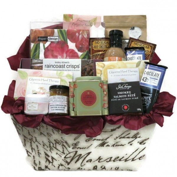 Ladies diabetic gift basket diabetic ladies gift basket negle Choice Image