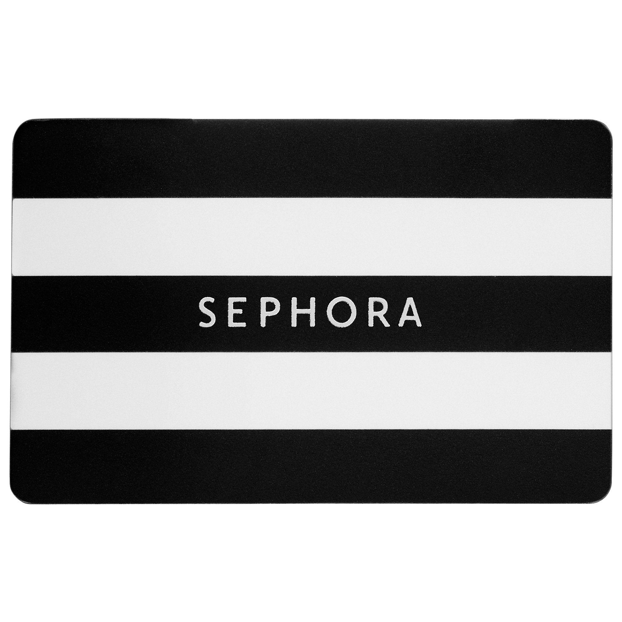 Gift Card Sephora Collection Sephora Christmas Wishlist