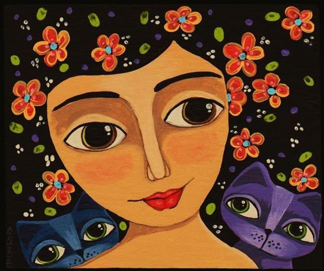 Art: Loving Bliss by Artist Cindy Bontempo (GOSHRIN)