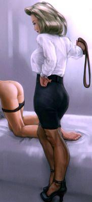 The shining spank