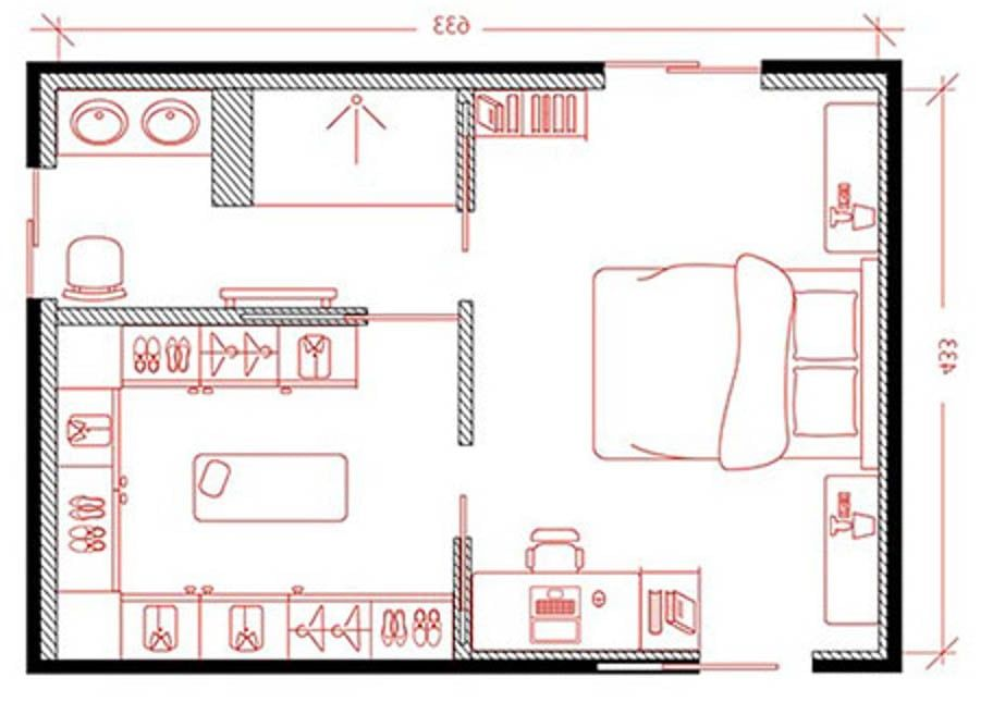 34++ Plan extension chambre parentale trends
