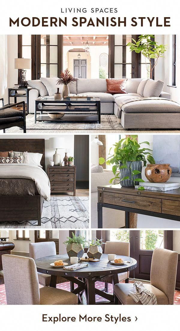 12 Inspirations For Home Improvement With Spanish Home Decorating Ideas: Spanish Style Interior Designs That Fit Perfectly In Modern Mediterranean Homes