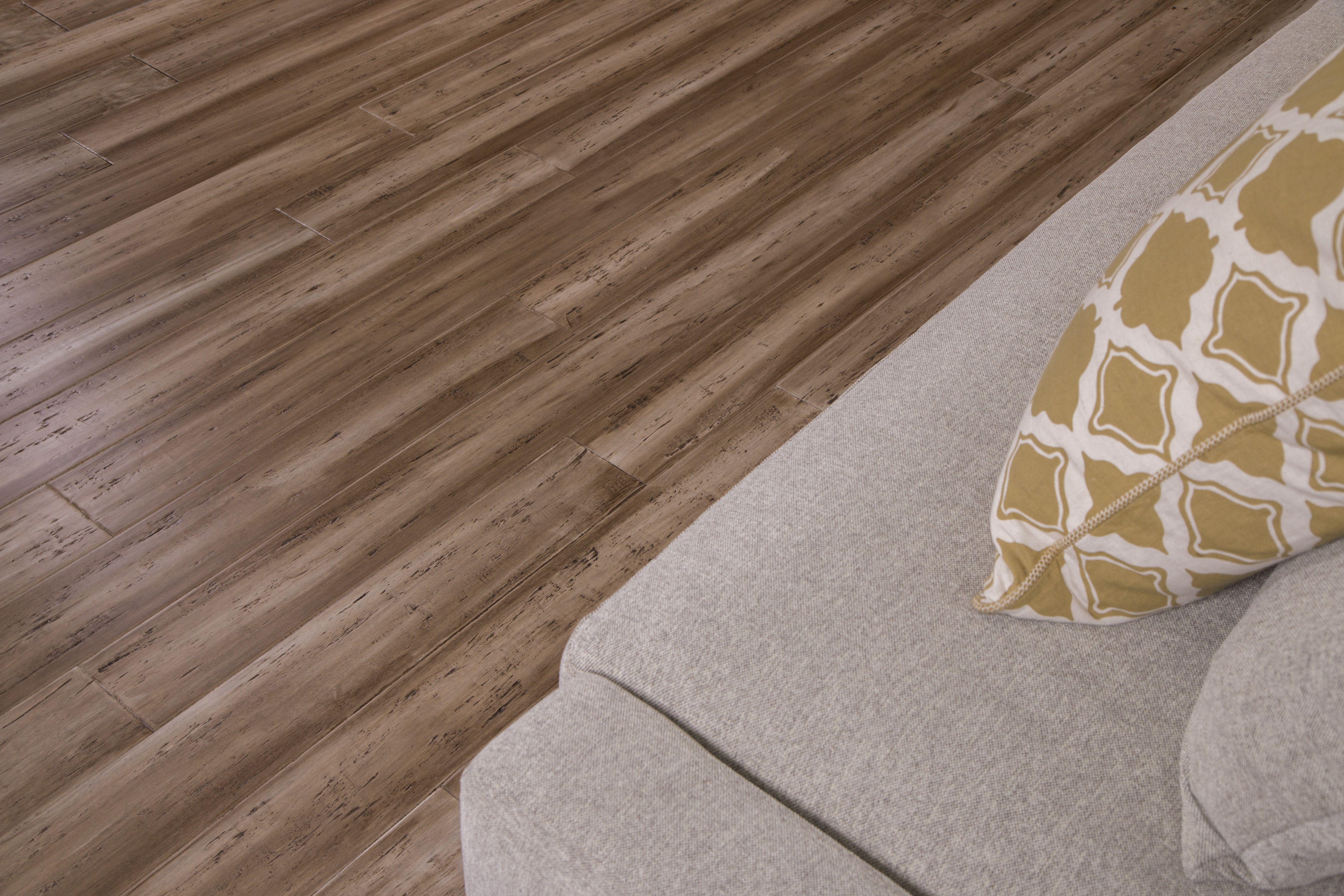 Savanna Bamboo Flooring Chart Topping