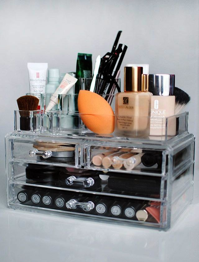 Remarkable Bathroom Makeup Organization Pinterest Great