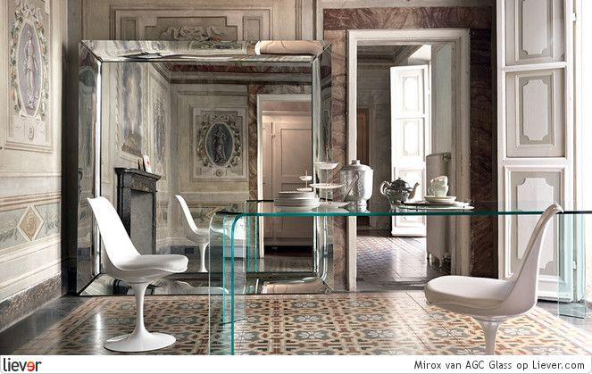 Fiam Italia - Caadre Mirror by Philippe Starck - Design | Pinterest