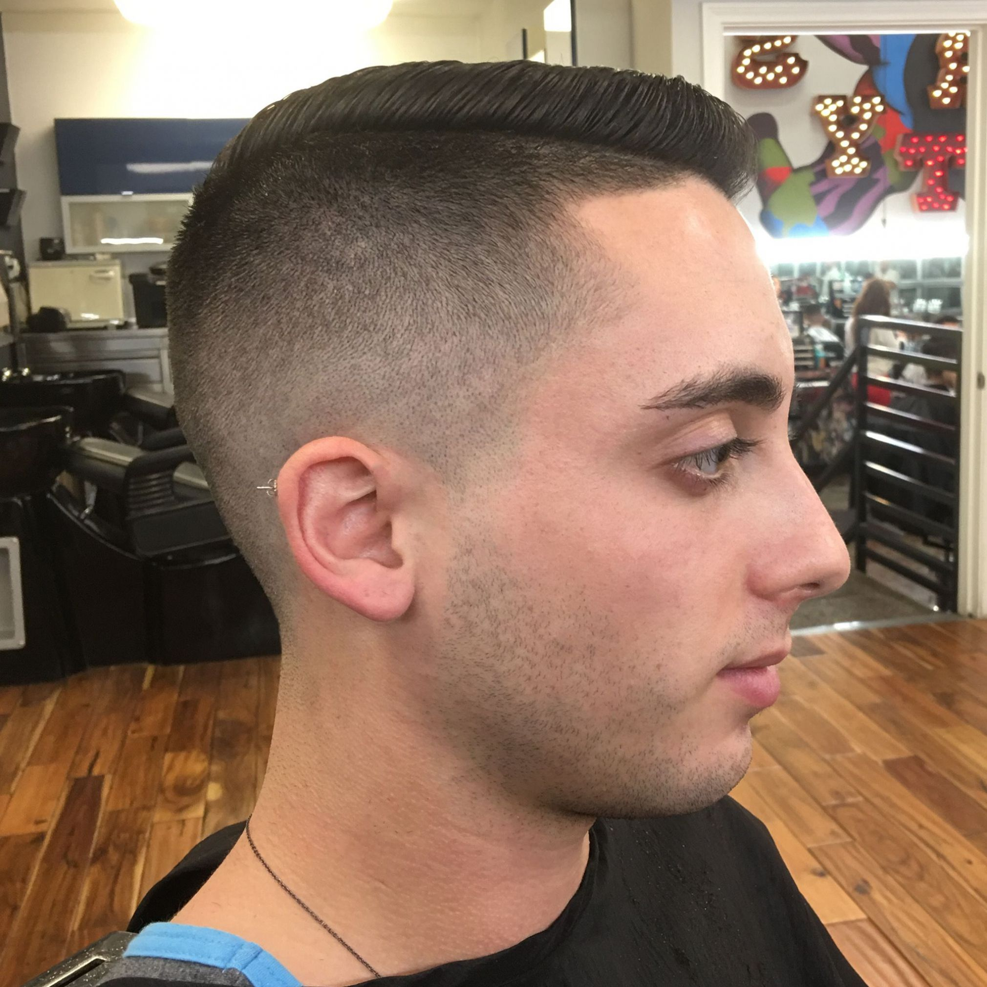 Awesome Fade Haircut Numbers The Latest Gain Extraordinary Men