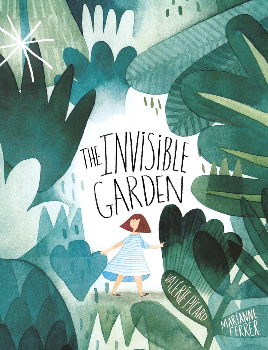 The Invisible Garden (Hardcover) - Walmart.com