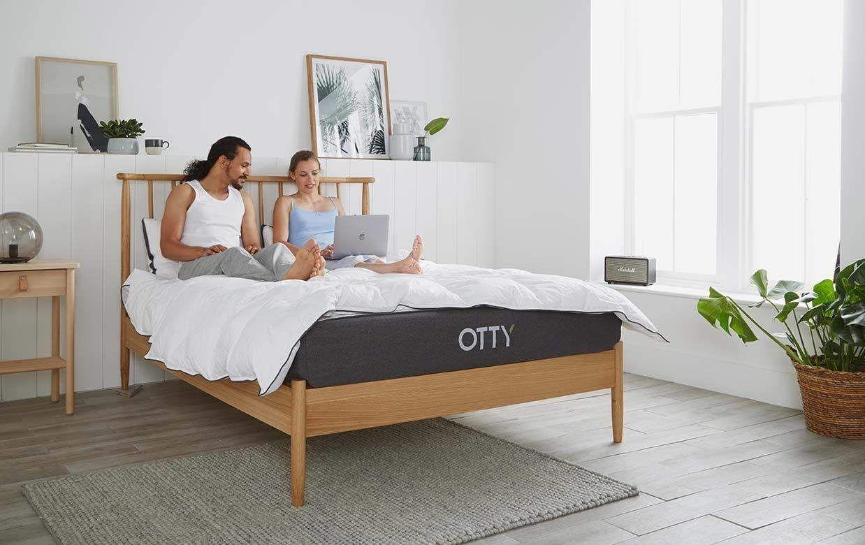The Otty Hybrid Mattress Bedroom furniture in 2019