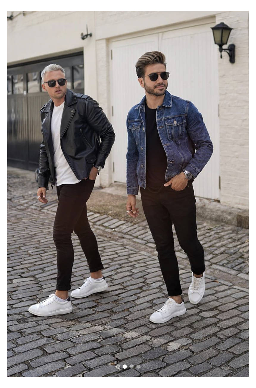 Denim Jacket Men Style Denimjacketmenstyle Black Denim Jacket Men Denim Jacket Men Style Denim Jacket Men Outfit [ 1304 x 860 Pixel ]