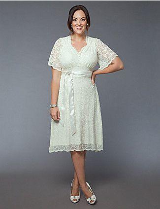 41c870d0e30 Lace Confections Wedding Dress