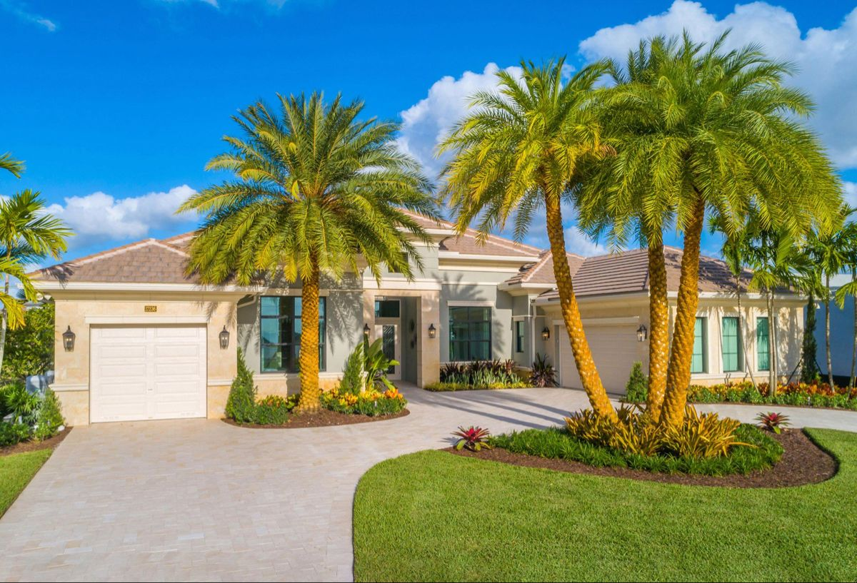 Luxury New Homes In Boca Raton Florida Real Estate Gl Homes Florida Real Estate Design Your Dream House Mansion Floor Plan