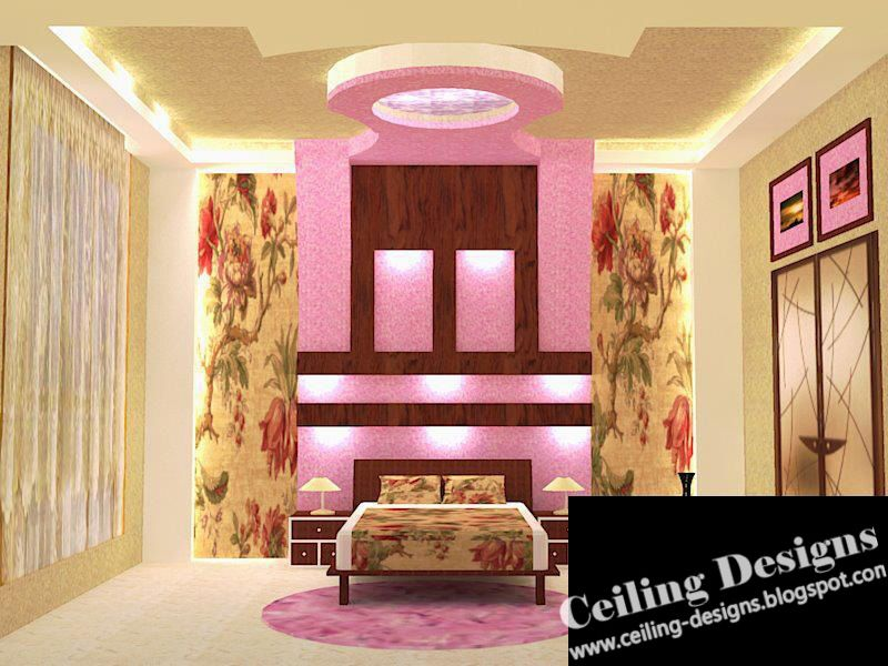 fall ceiling design | Ceiling | Pinterest | Bedroom ceiling designs ...